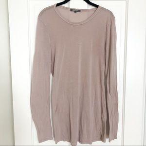 Michael Stars Long Sleeve T Shirt Sz L